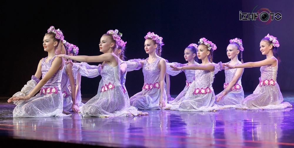 Детская танцевальная студия «Дива» - «Ворожу»