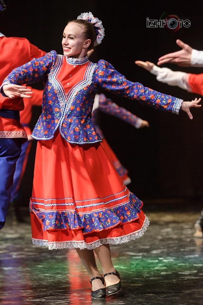 Театр танца «Веснушки» Ижевск