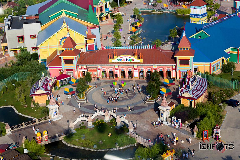 Парк развлечений в Адлере