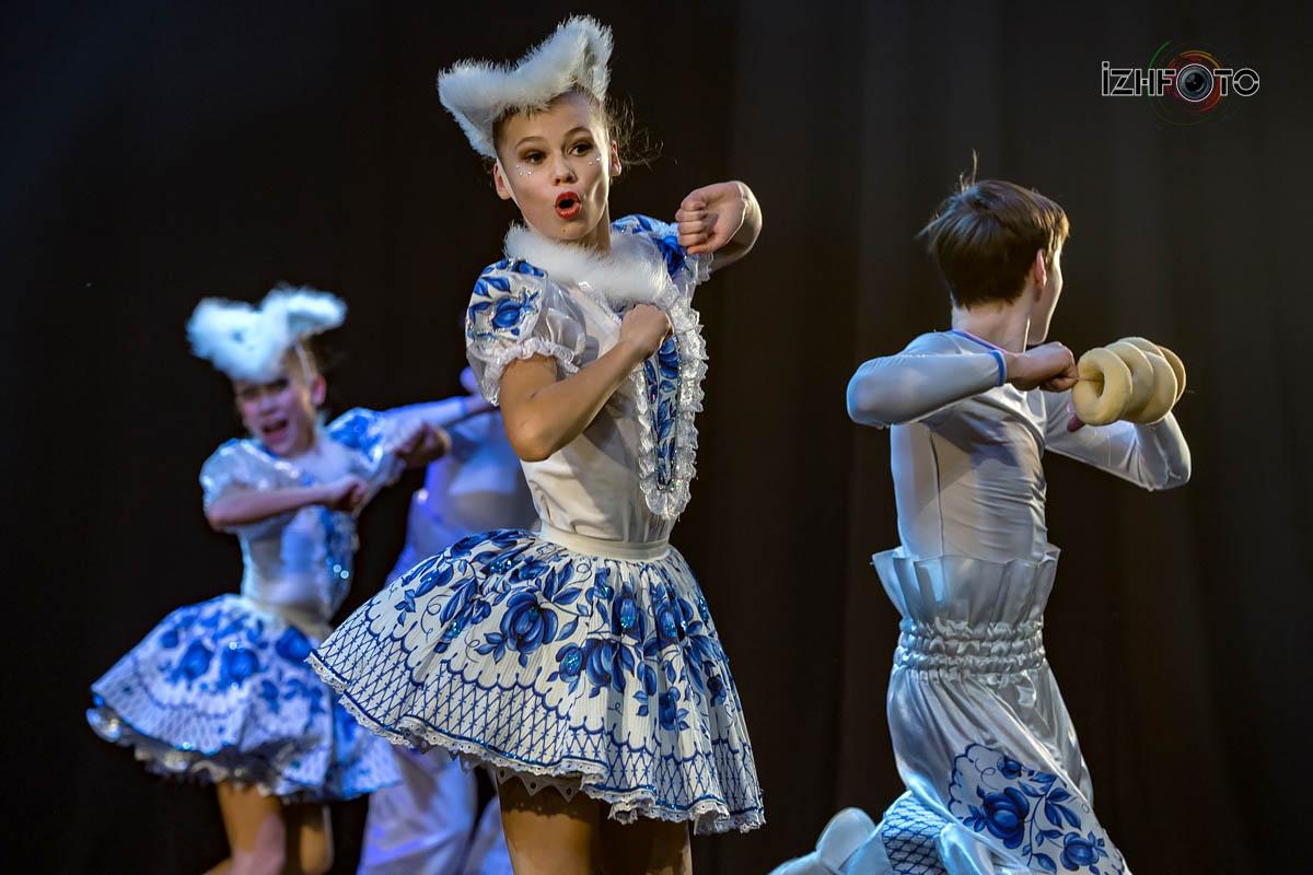 Юбилей театра танца Розовый слон Фото