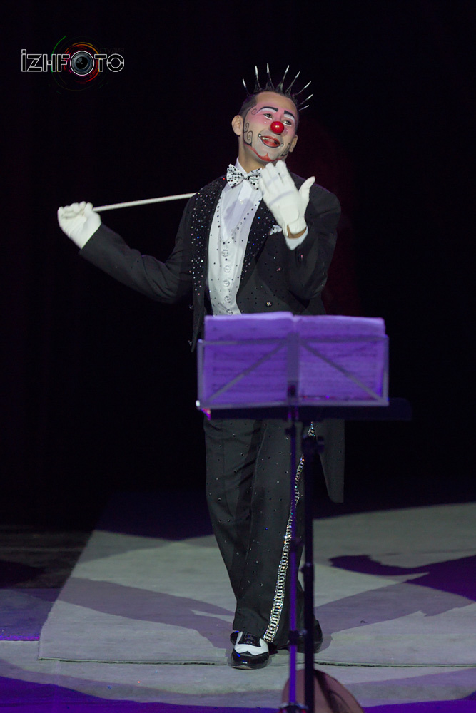 Henry, Prince of clowns, Venezuela-Great Britain
