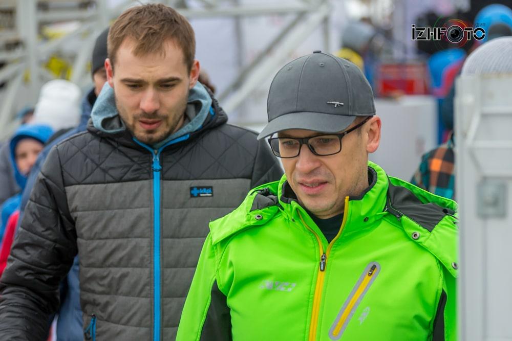 Александр Бречалов и Антон Шипулин