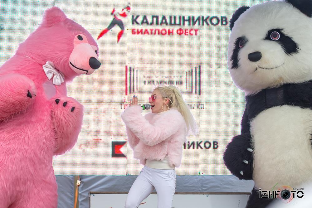 Биатлонный комплекс им. Демидова Ижевск
