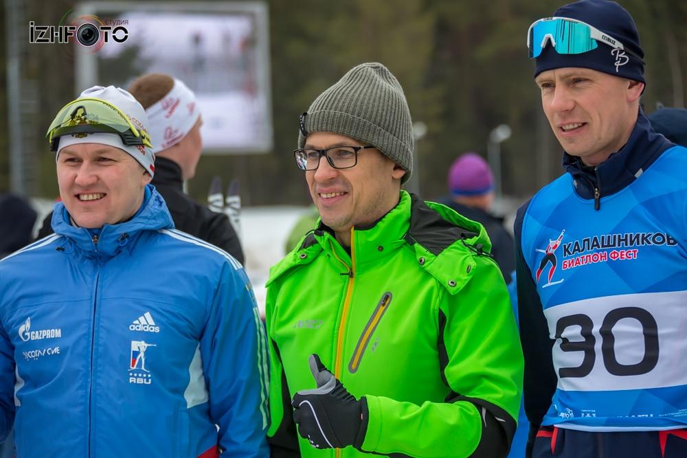 Биатлон Фест Ижевск Фото