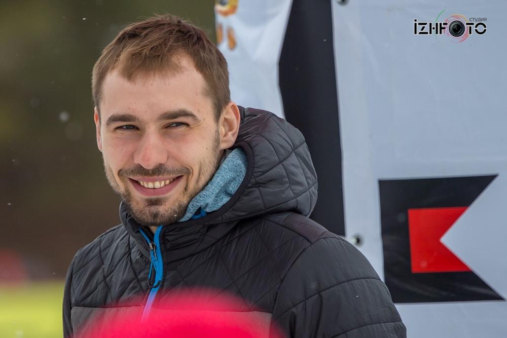 Антон Шипулин в Ижевске