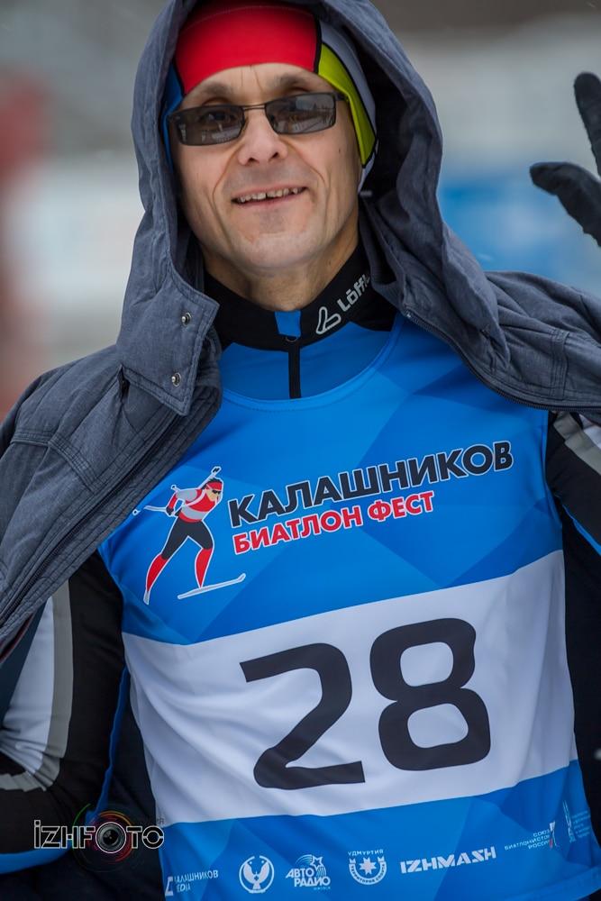 Калашников Спорт