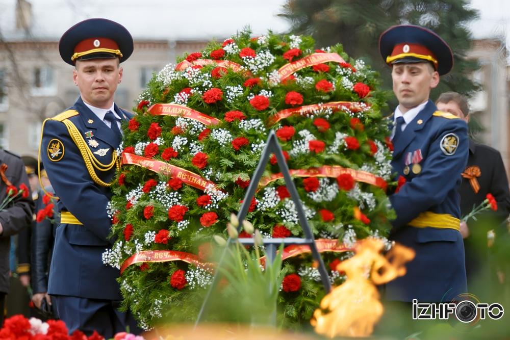 Вечный огонь Ижевск
