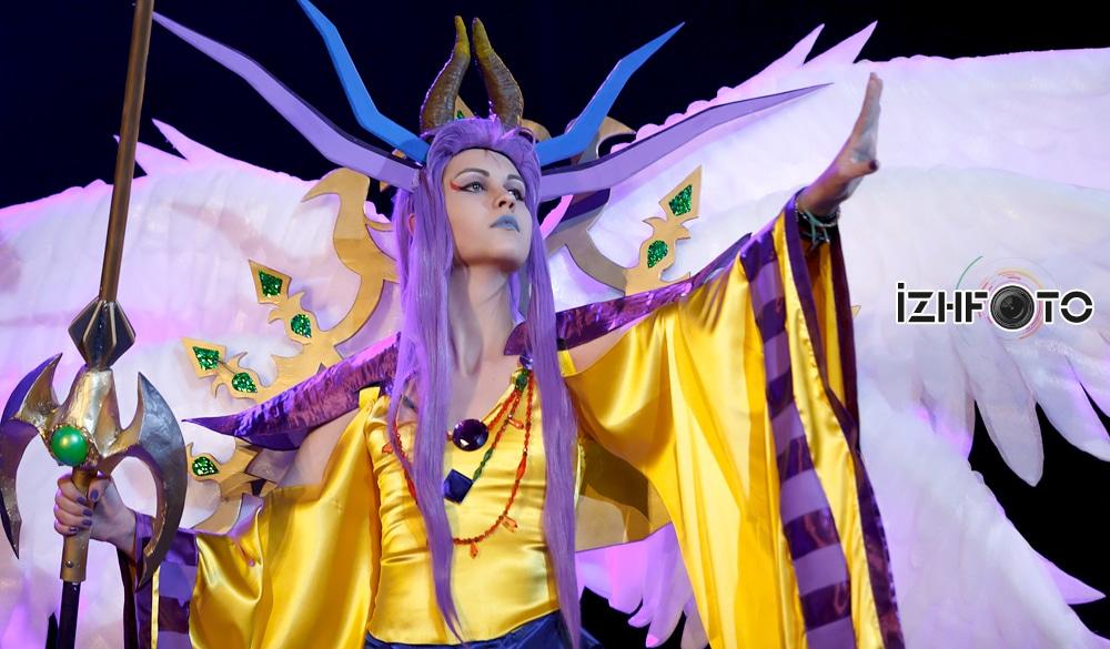 "Emperor - игра ""Final Fantasy II"" - Fei (Чебоксары)"
