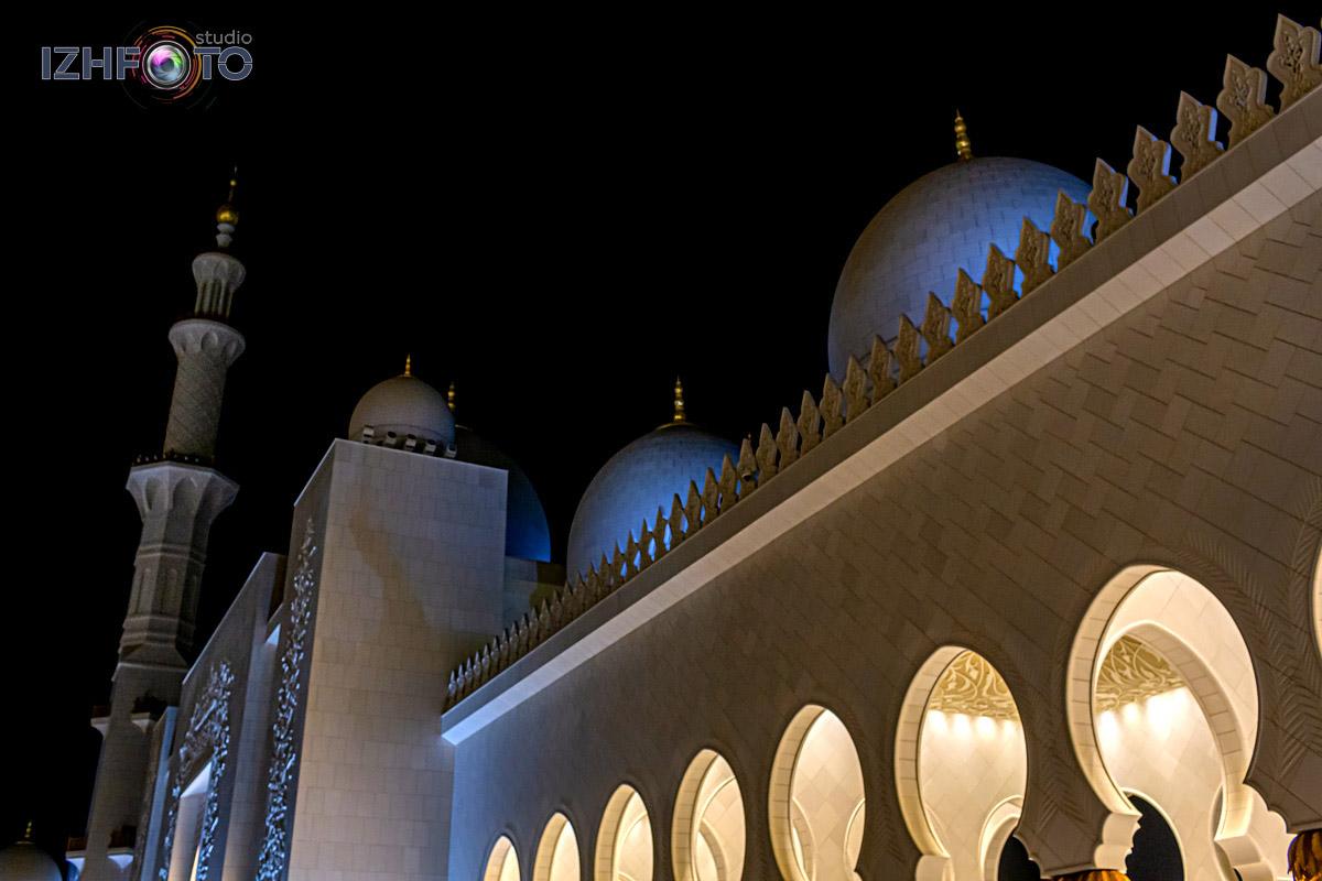 Фото с прогулок по Абу-Даби