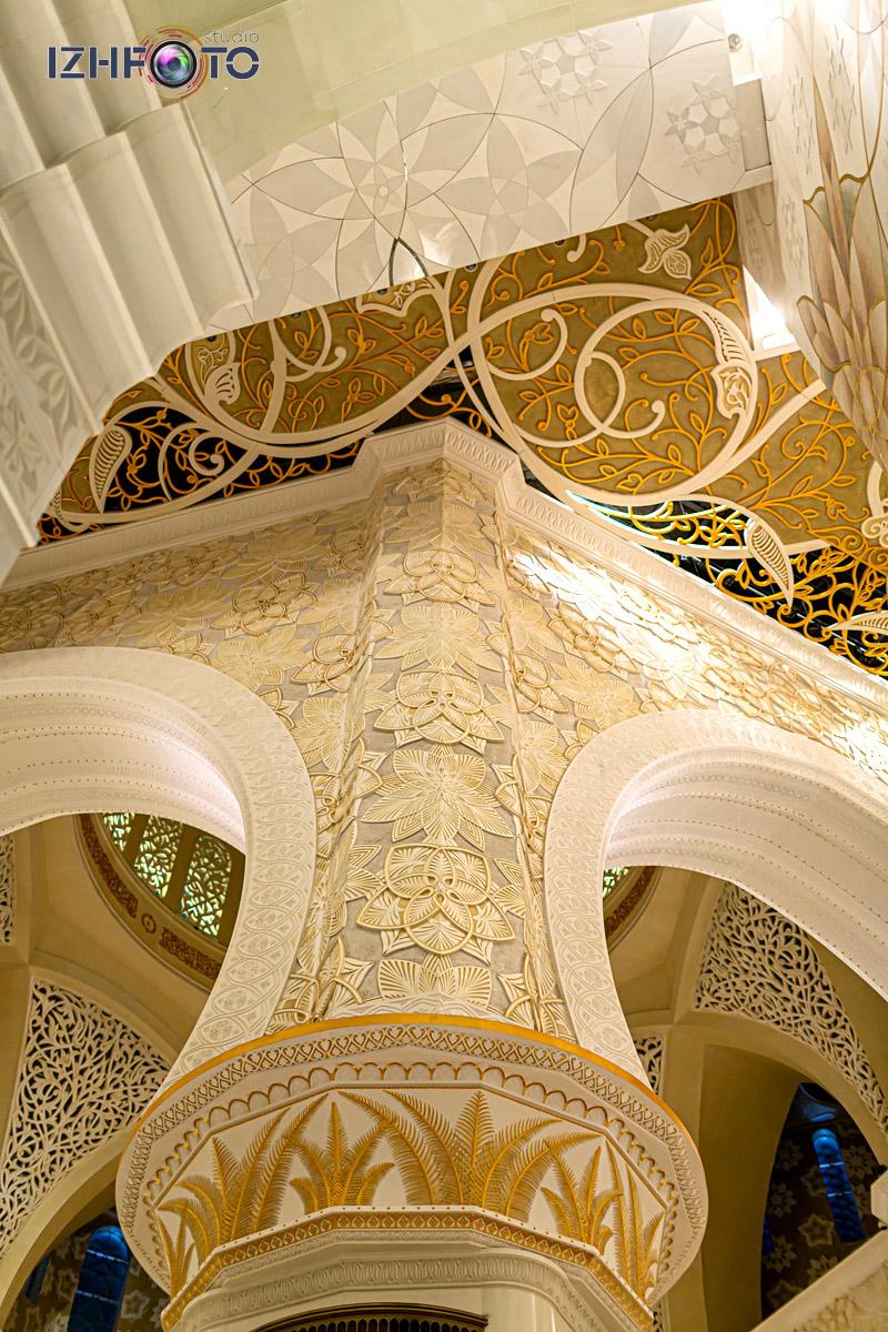 Куда сходить в Абу-даби ОАЭ