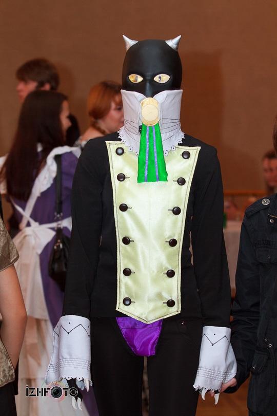 Косплей костюмы