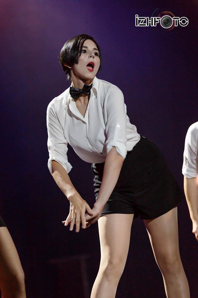 "Bijeongsang"" (Казань) «Up&Down» группа ""EXID"""
