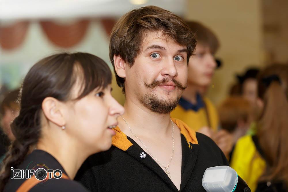 Аниме фестиваль в Ижевске