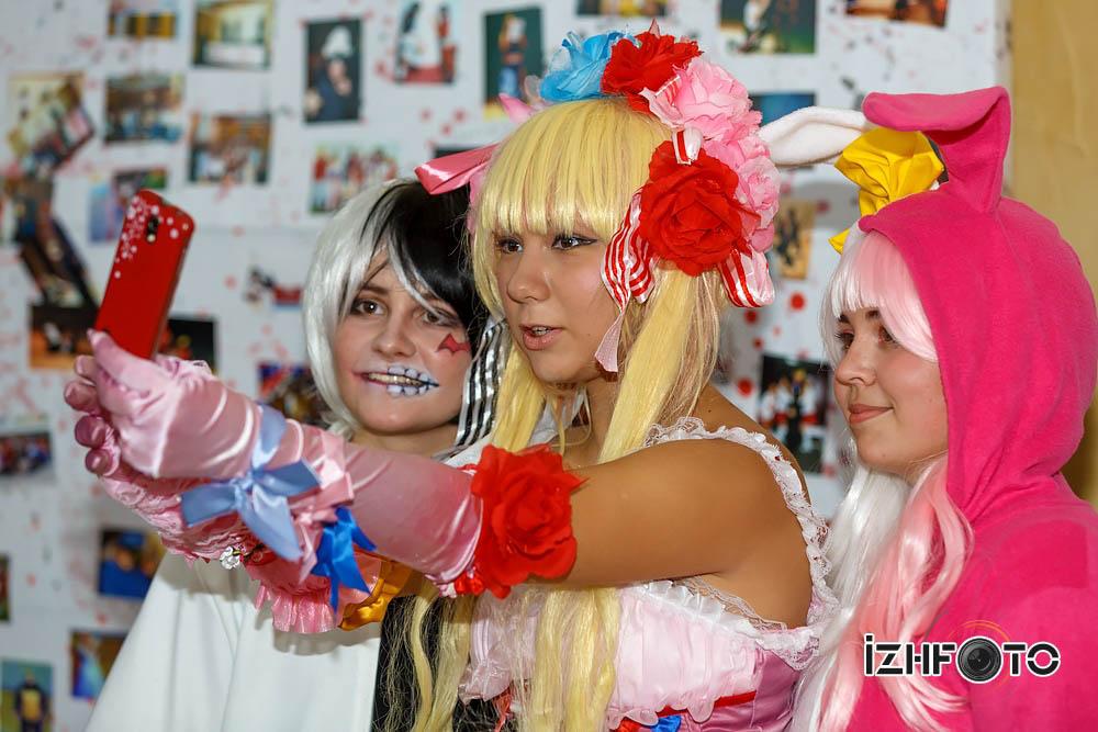 Фото с аниме фестиваля