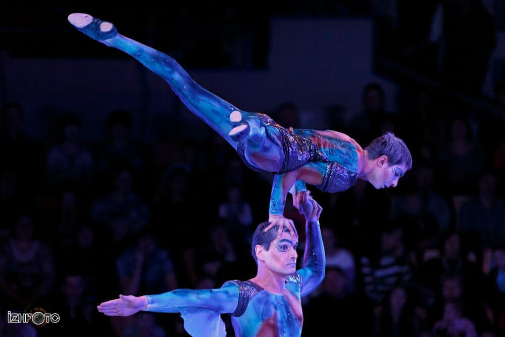 Фото с 7го фестиваля циркового искусства