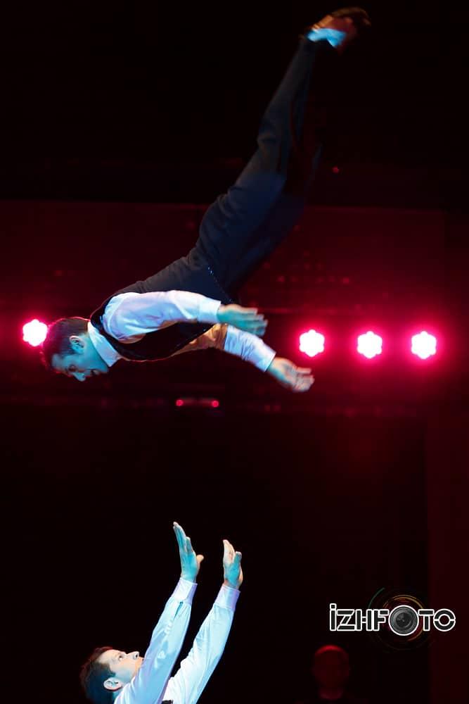 Цирк в Ижевске Фото