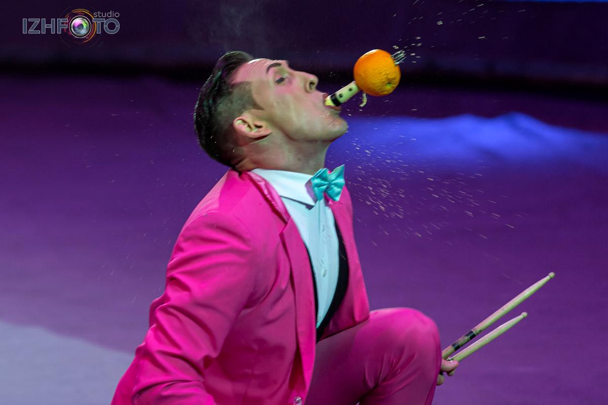 Фото цирковых артистов
