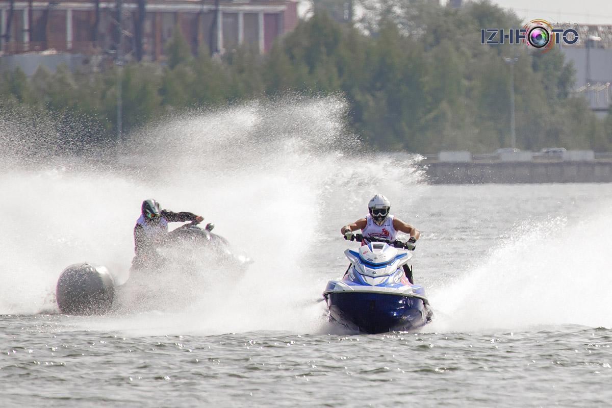 Гидроциклы в Ижевске Фото