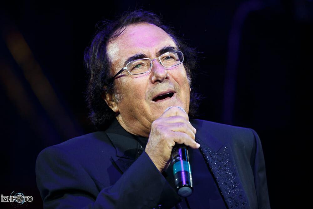 Концерт Al Bano в Ижевске