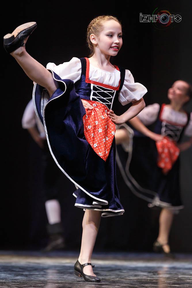 Янушка Ансамбль танца
