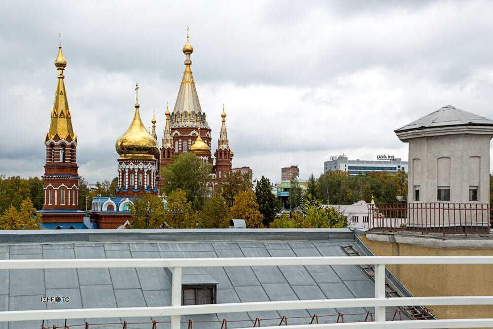 Аренда офисов в бизнес-центре НАЙДИ, Ижевск