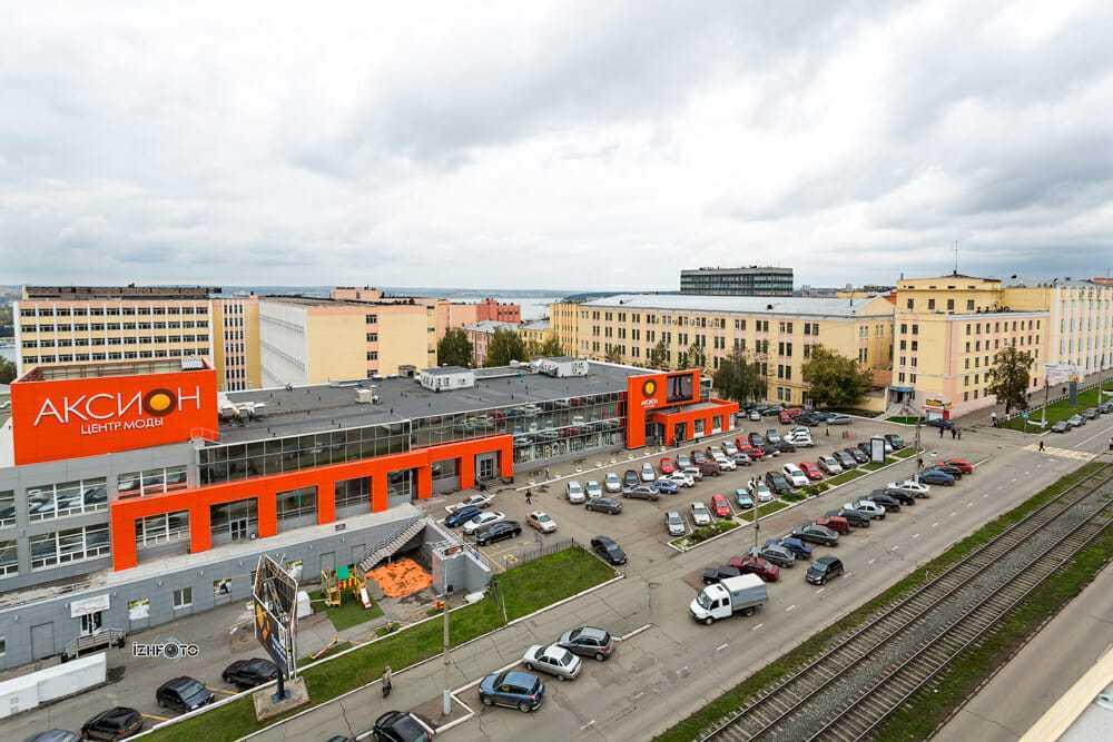 Аренда помещений в бизнес-центре НАЙДИ (Ижевск)