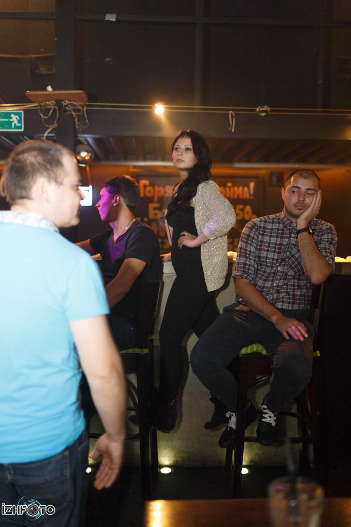 Арт вечеринка в Ижевске