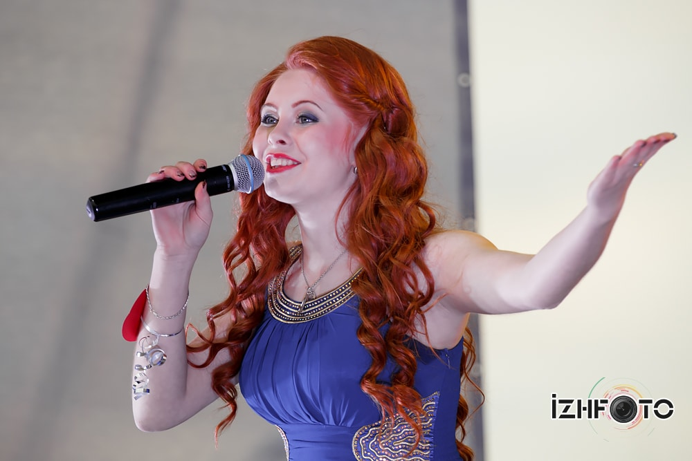 Рыжая красавица 2014 Ижевск Фото