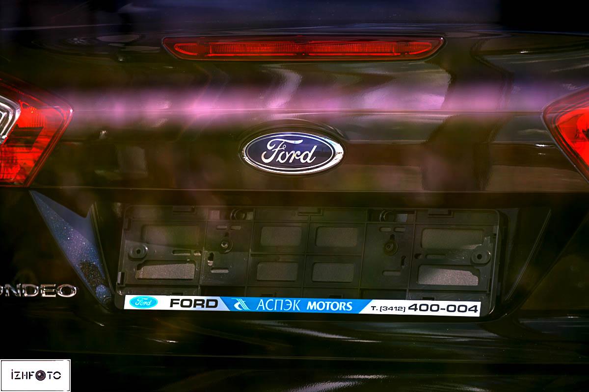 "Автосалон Ford, Группа компаний \""АСПЭК\"", Ижевск"