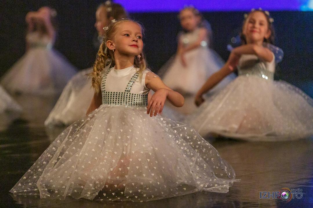 Танцевальный коллектив «Атлантида» Ижевск