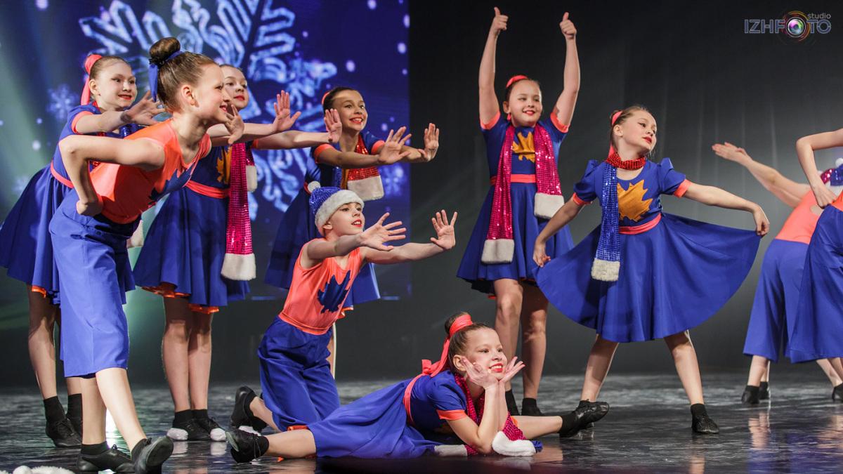 В какую танцевальную школу Ижевска пойти
