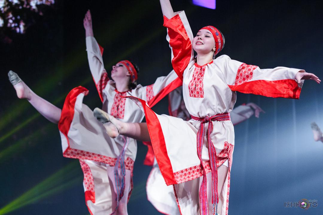 «Атлантида» танцы Ижевск Фото