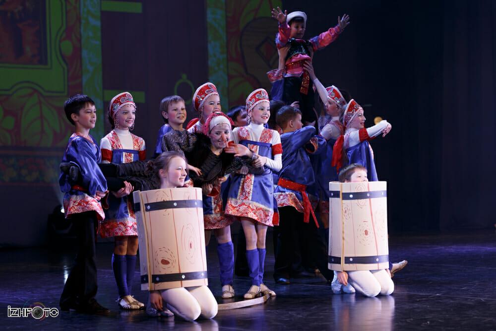 Ансамбль танца Атлантида Ижевск