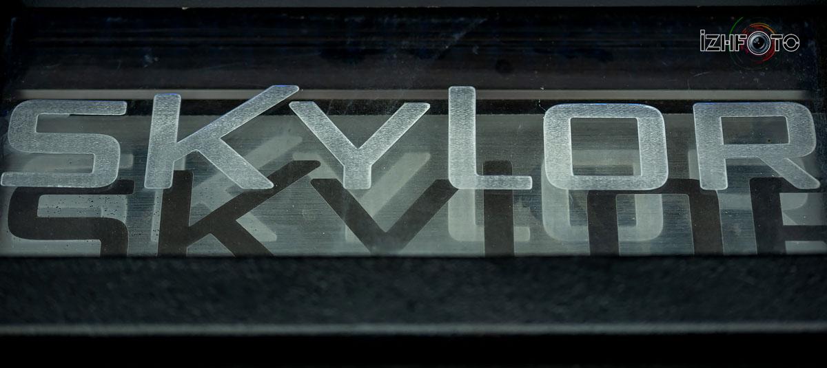 Skylor на чемпионате по автозвуку Rasca