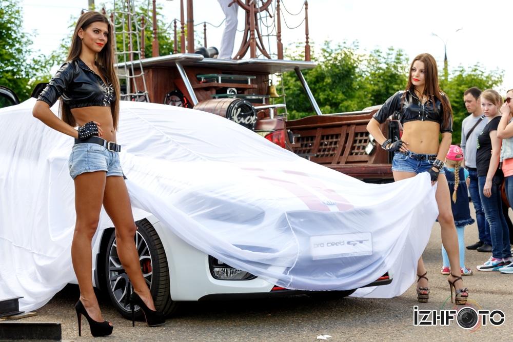 Kia Pro Ceed GT Фото