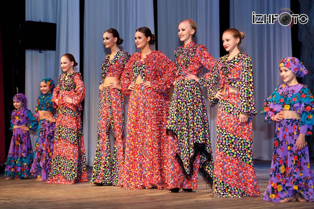 Школа моделей Ижевск