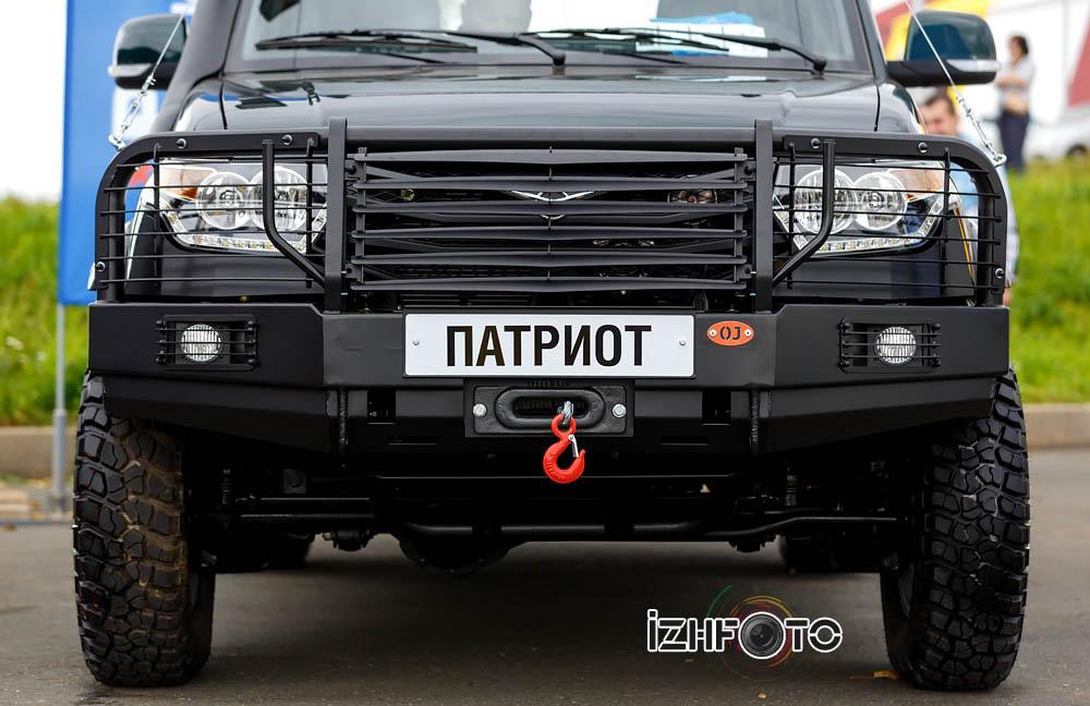 Автосалон УАЗ в Ижевске