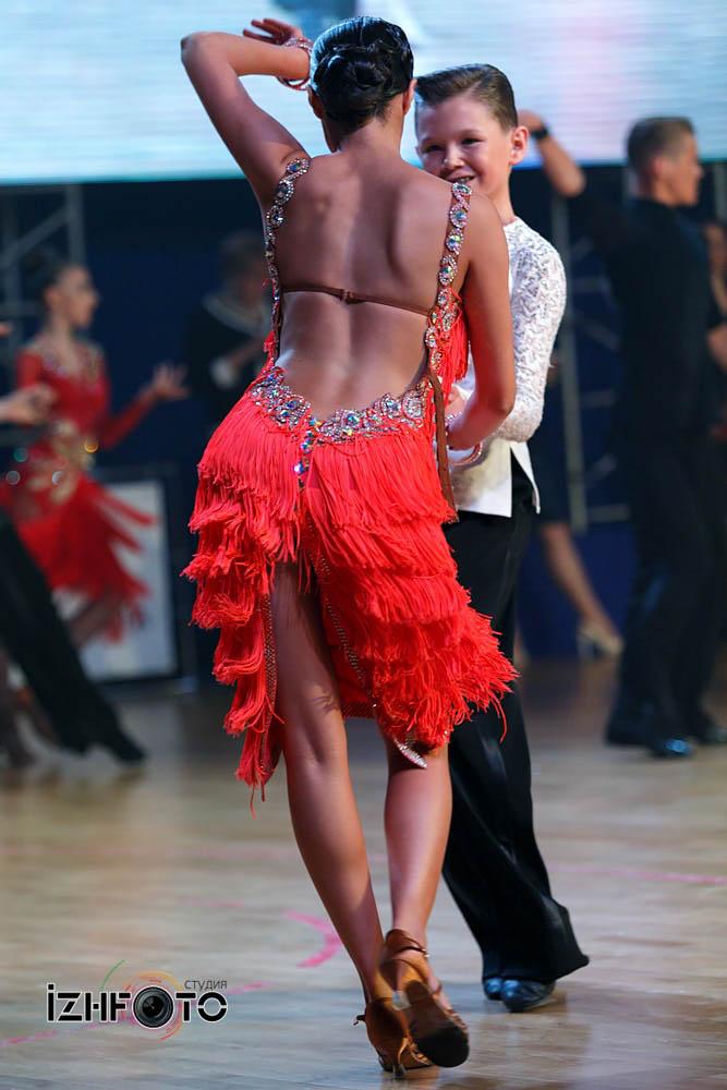 Турни по бальным танцам Ижевск  Фото