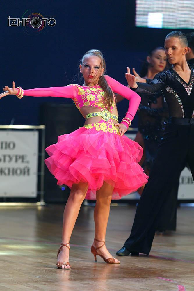 Фото Бальные танцы Ижевск 2016