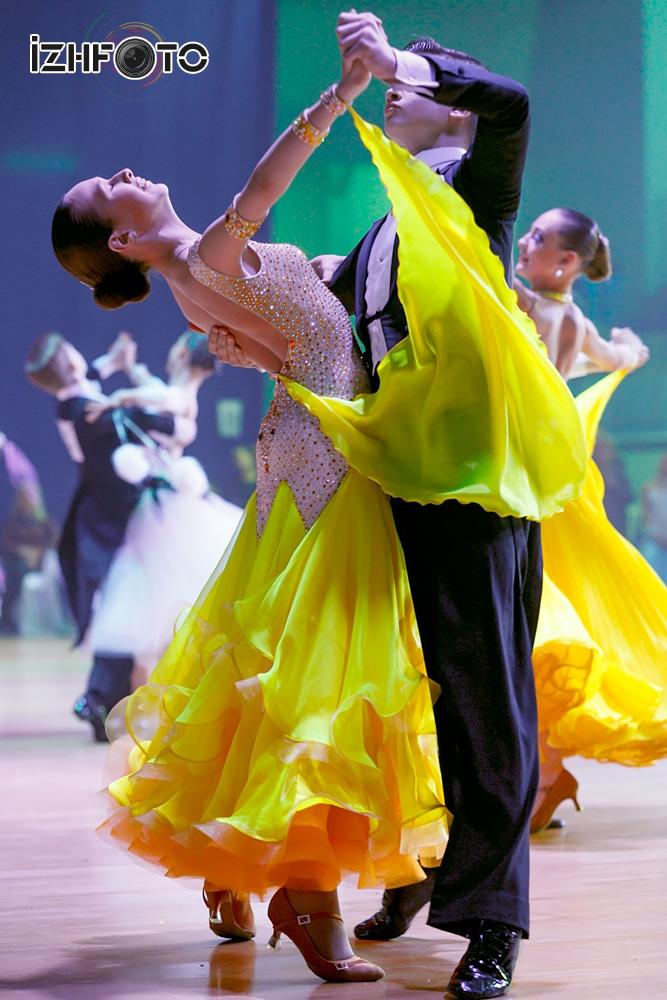 Турнир по бальным танцам на призы Главы УР