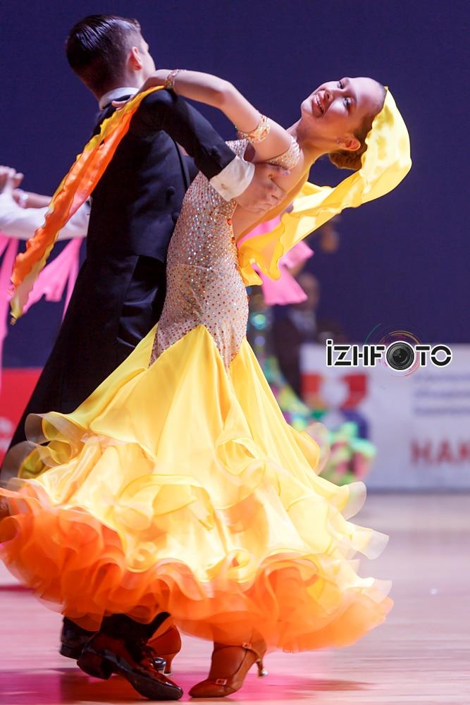 Турнир по бальным танцам Ижевск 2015