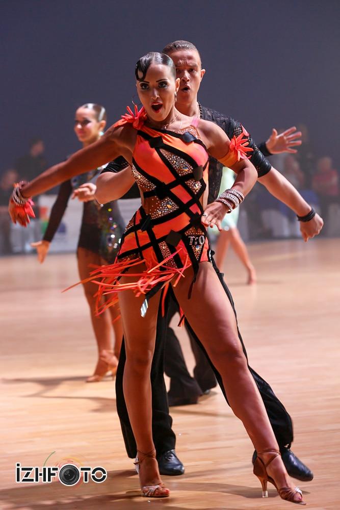 Турнир по бальным танцам Ижевск