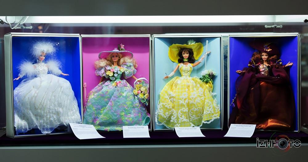 Музей кукол в Сочи Парк