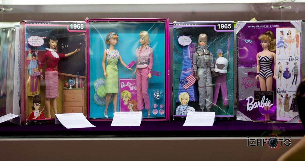 Выставка кукол в Сочи Парк