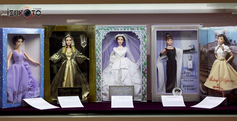 Сочи парк куклы Barbie
