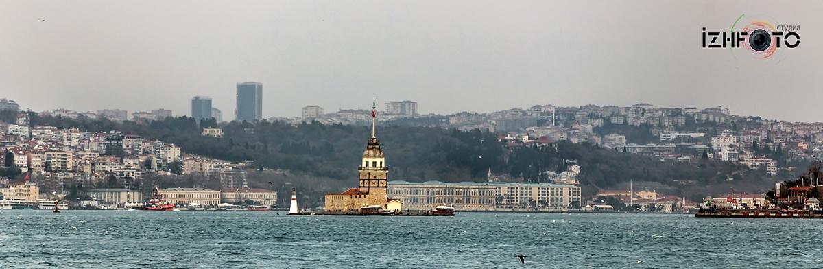 Девичья Башня Стамбул Фото