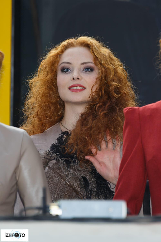 Конкурс Рыжая красавица в Ижевске