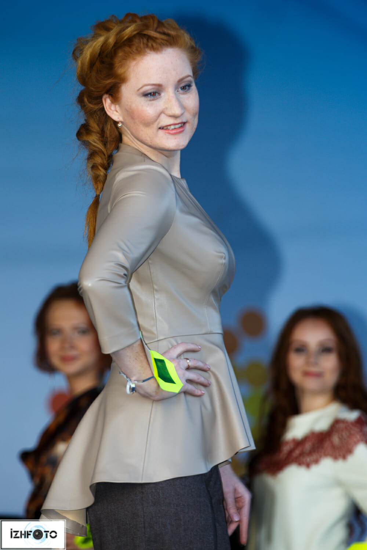Конкурс Рыжая красавица Ижевск Фото