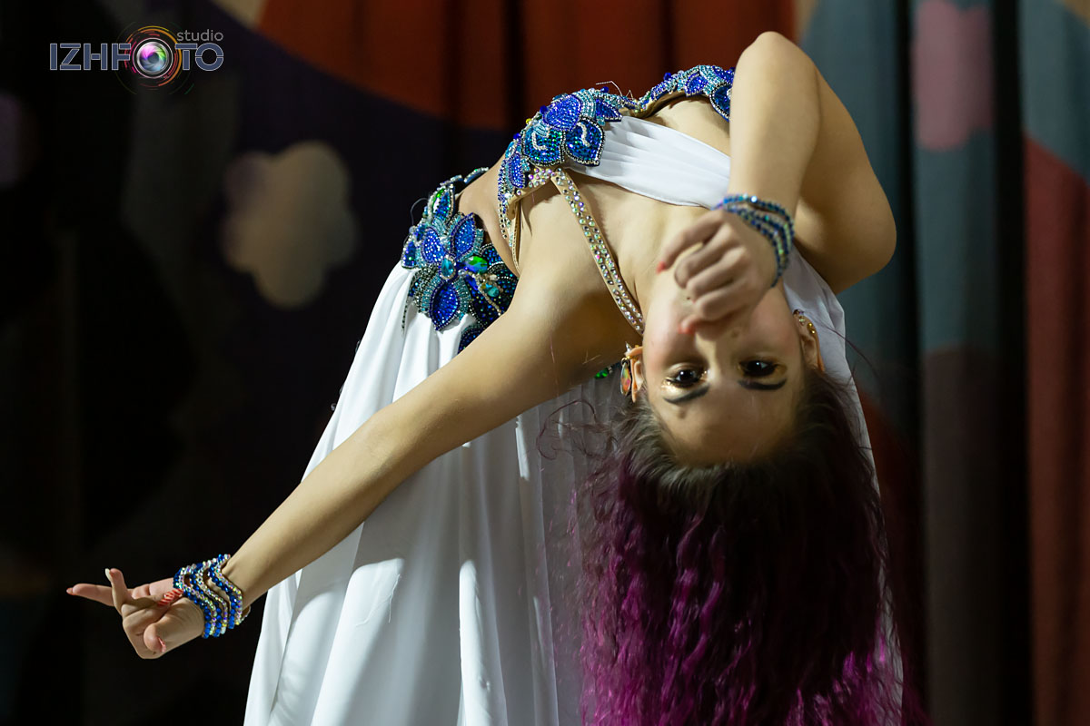 Miss Bellydance Udmurtia Фото