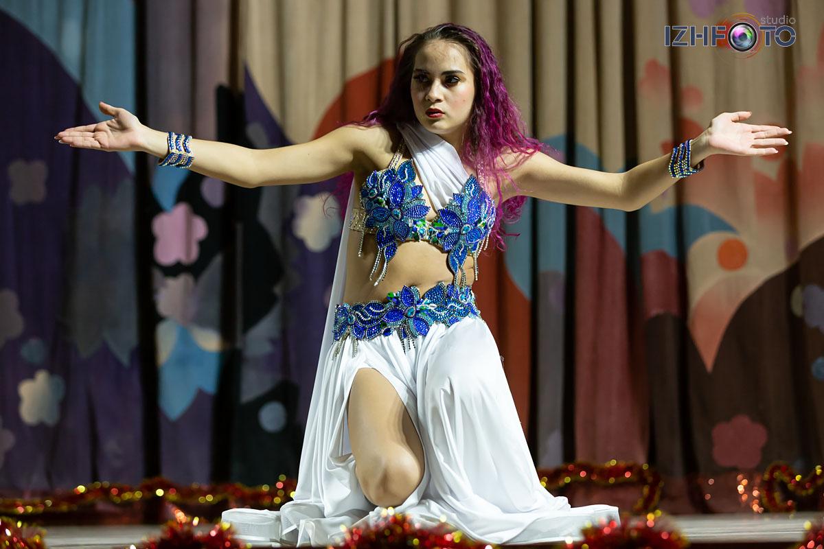 Студия восточного танца Арабеск – организатор конкурса